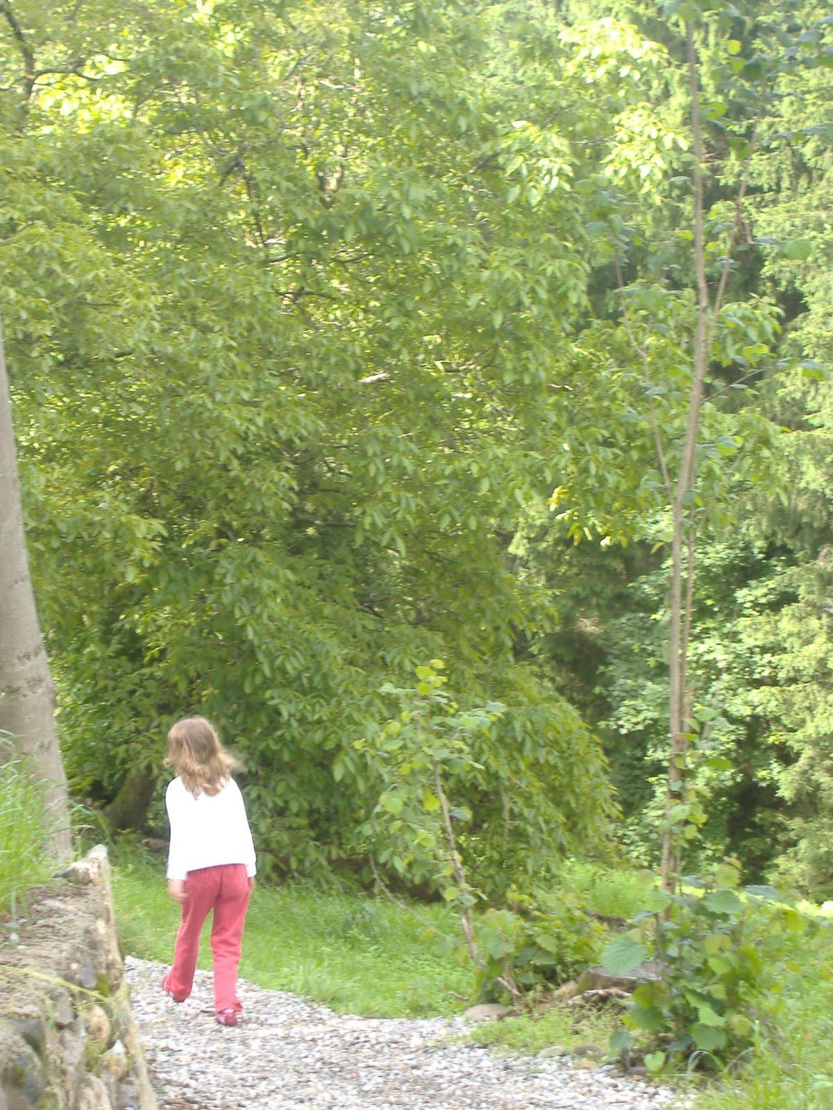 child walking away - photo #22