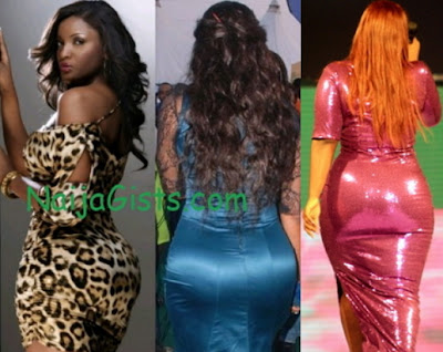 omotola jalade toolz butt video