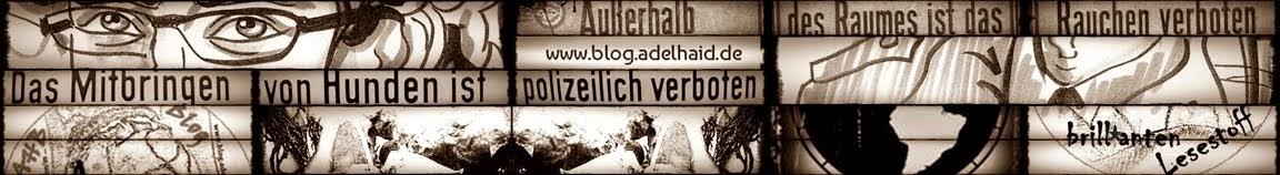 Adelhaids Herrchen blog(g)t!