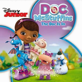 doc mcstuffins sountrack cd cover