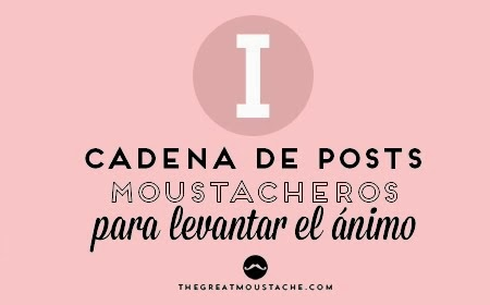 cadena de post moustacheros