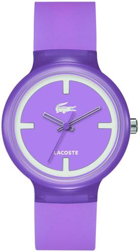 relojes primavera verano 2012 Lacoste