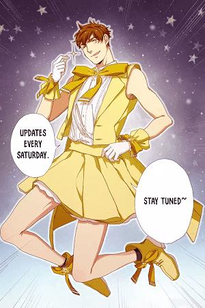 Magical Boys Manga