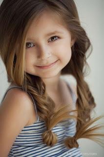 Model Rambut Anak-anak