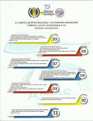Programación Oficial 75 Aniversario AD