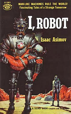 Isaac Asimov's 'I, Robot' Soon To Be Reality