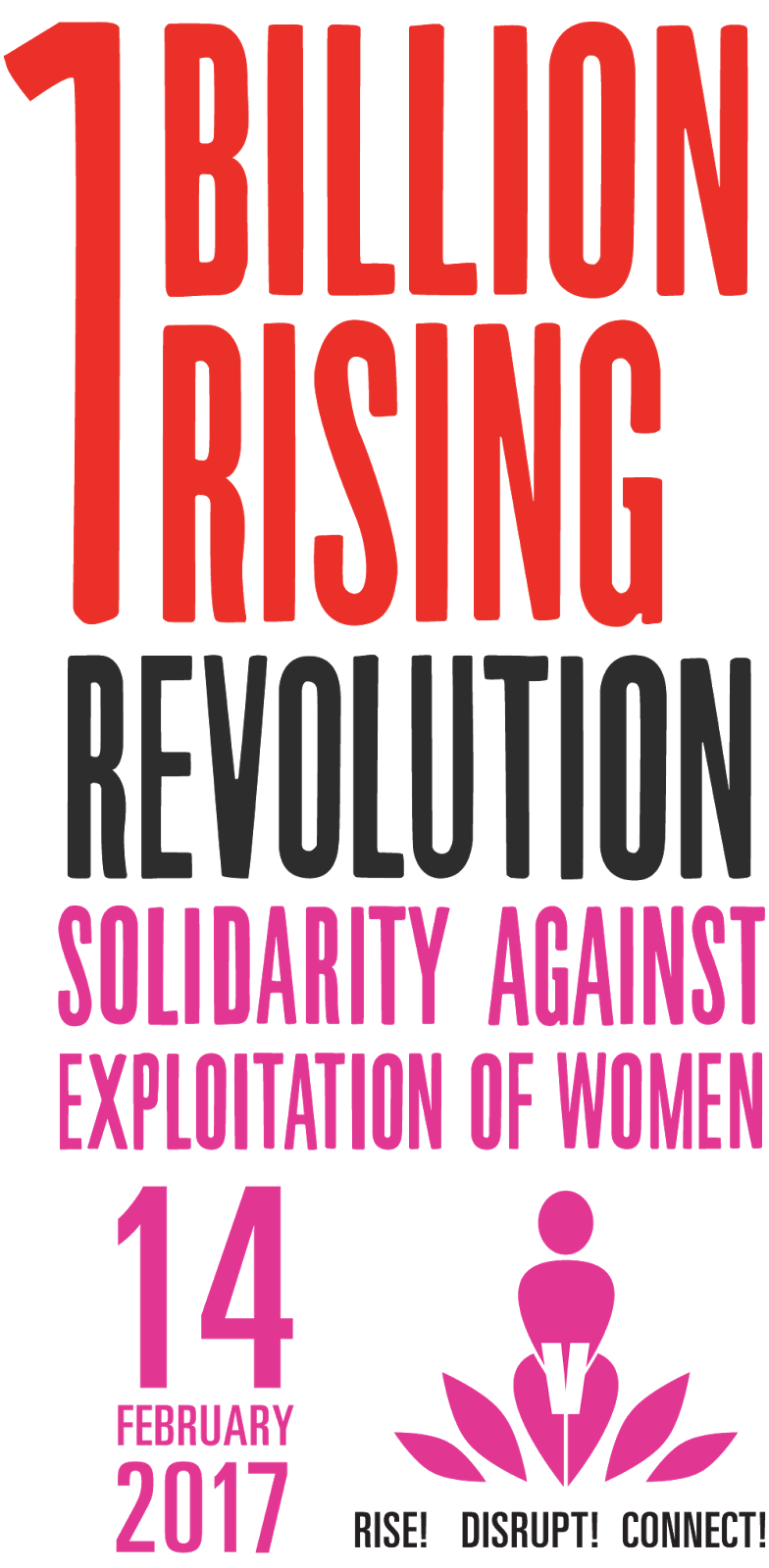 ♥ 1 billion rising