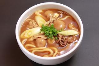 Yamagata Imoni Curry Udon 山形芋煮カレーうどん