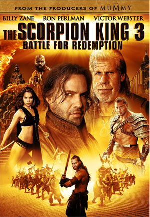 Vua Bò Cạp 3 Vietsub - The Scorpion King 3: Battle for Redemption Vietsub (2012)