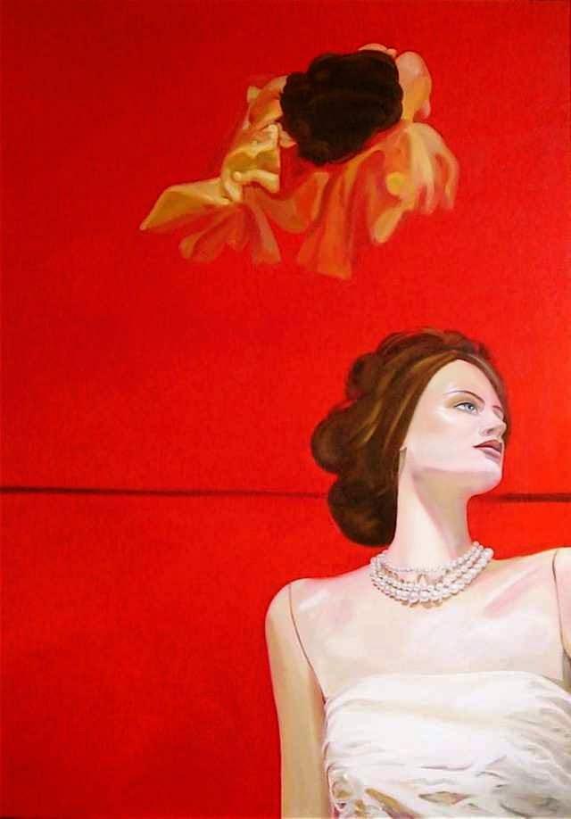 Американская художница. Jennipher Satterly