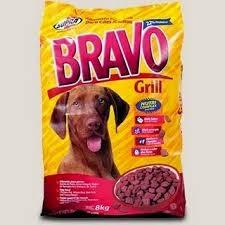Ração Bravo grill