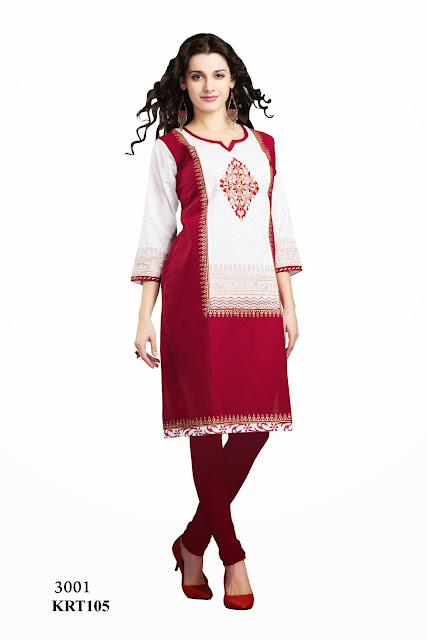 Buy Latest Designer Cotton Kurti – Exporter