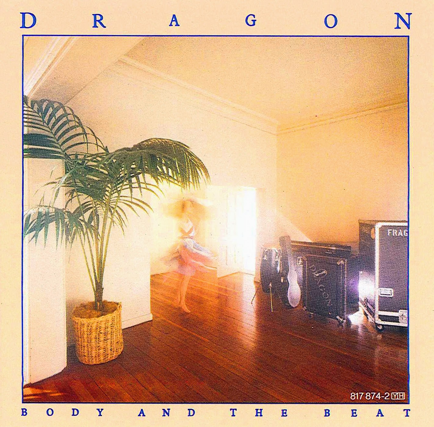 Dragon Body and the beat 1984 aor melodic rock westcoast