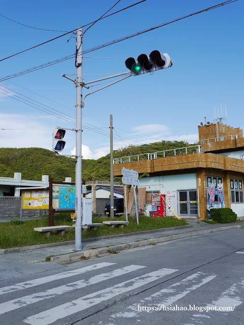 沖繩-慶良間群島-座間味島-紅綠燈-景點-推薦-自由行-旅遊-Okinawa-kerama-islands-zamami