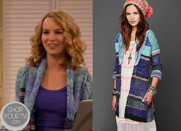Good Luck Charlie Season 4 Episode 17 Teddy S Blue Knit