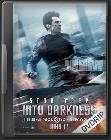 Star Trek: Into Darkness (DVDRip Español Latino) (2013)