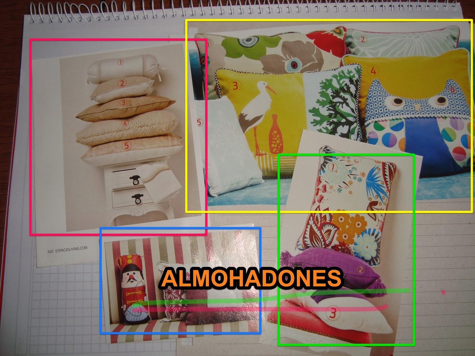 Cuaderno de ideas para microemprendimientos almohadones - Cojines de diseno ...