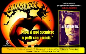 Leggi LA BAMBINAIA di Marco Tiano, per un Halloween da brividi!