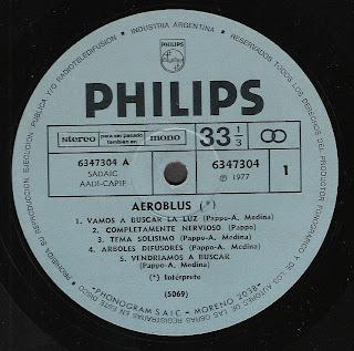 Aeroblus: Aeroblus (1977)