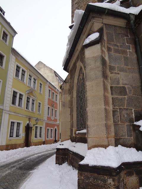 snowy Germany