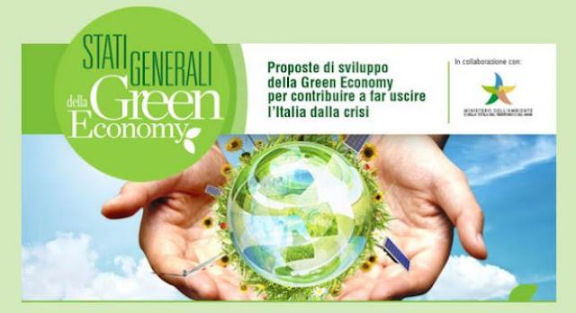 IV EDIZIONE DEGLI STUDI GENERALI DELLA GREEN ECONOMY