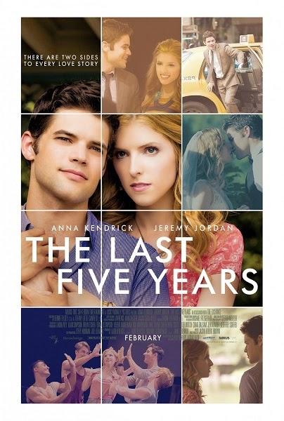 Film The Last 5 Years 2015 di Bioskop