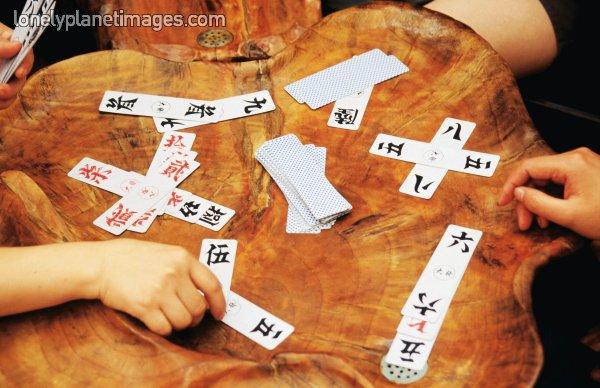 ไพ่จีน เกมส์ไพ่ ยิปซี ดูดวง ไพ่ยิปซี ไพ่ทาโร่ ไพ่ทาโรต์ ไพ่มาจอง chinese playing cards ไพ่ป๊อก ไพ่ games oracle history fortune divination tarot mah jong majong