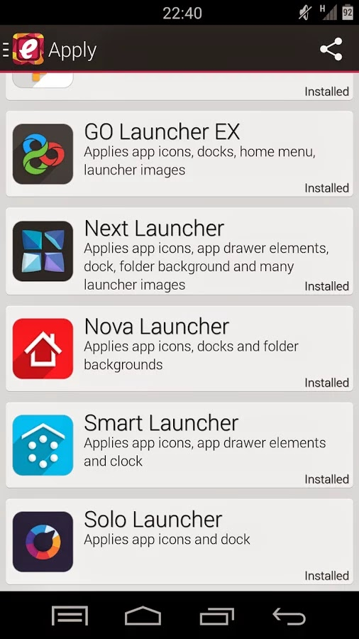 Easy Elipse - icon pack v2.0.0.6 Patched