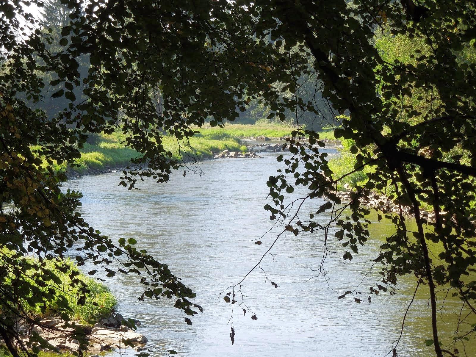Řeka vypráví