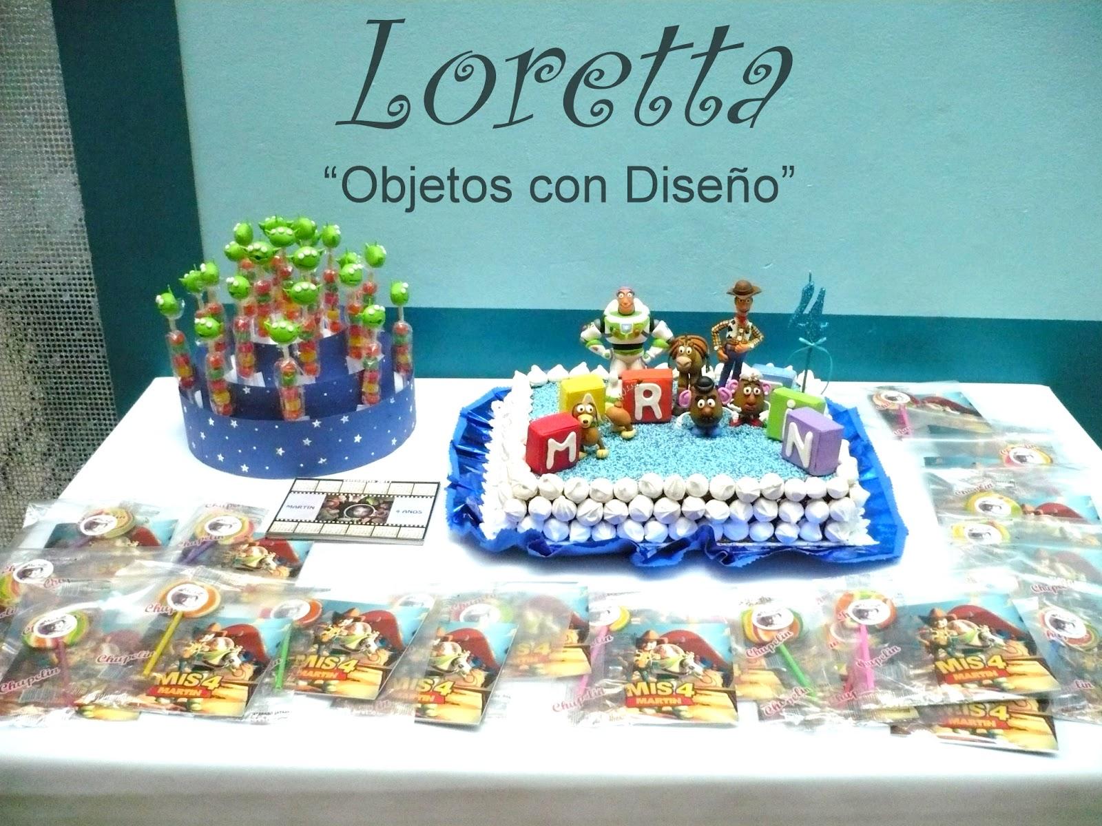 Loretta objetos con dise o decoraci n tem tica toy story - Objetos decoracion diseno ...