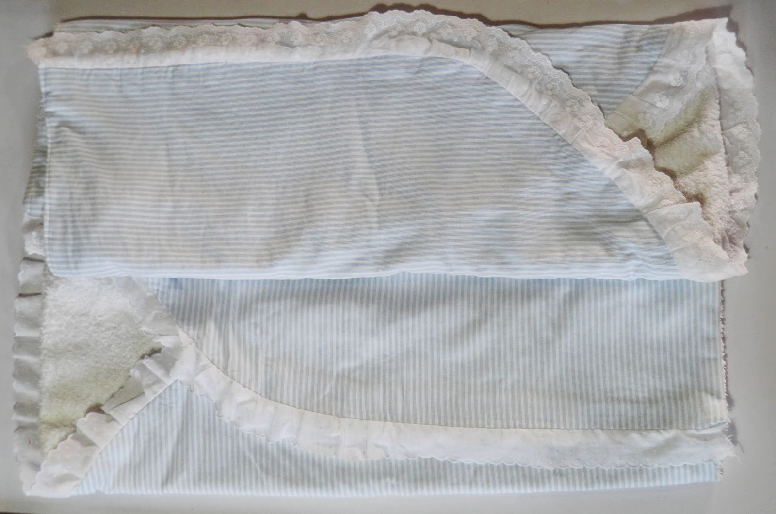 Sewing Set: PATRONES 1, 2 Y 3 ARRULLOS DE BEBÉ