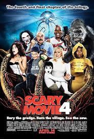 Scary Movie 4 - ยําหนังจี้ หวีดดีไหมหว่า ภาค 4