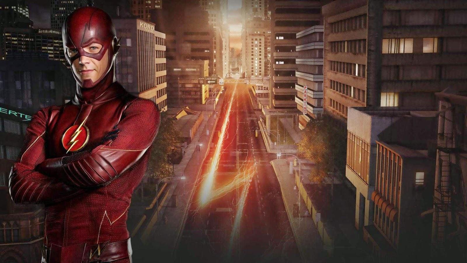 The Flash Trans TV