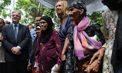 Dutch apology for 1947 Indonesia massacre at Rawagede