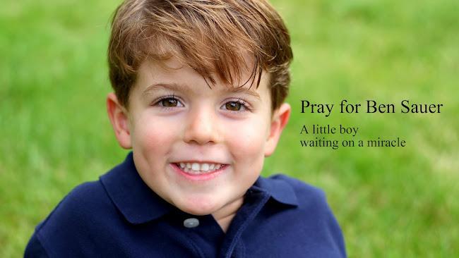 Pray for Ben Sauer