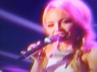 American Idol contestant Janelle Arthur