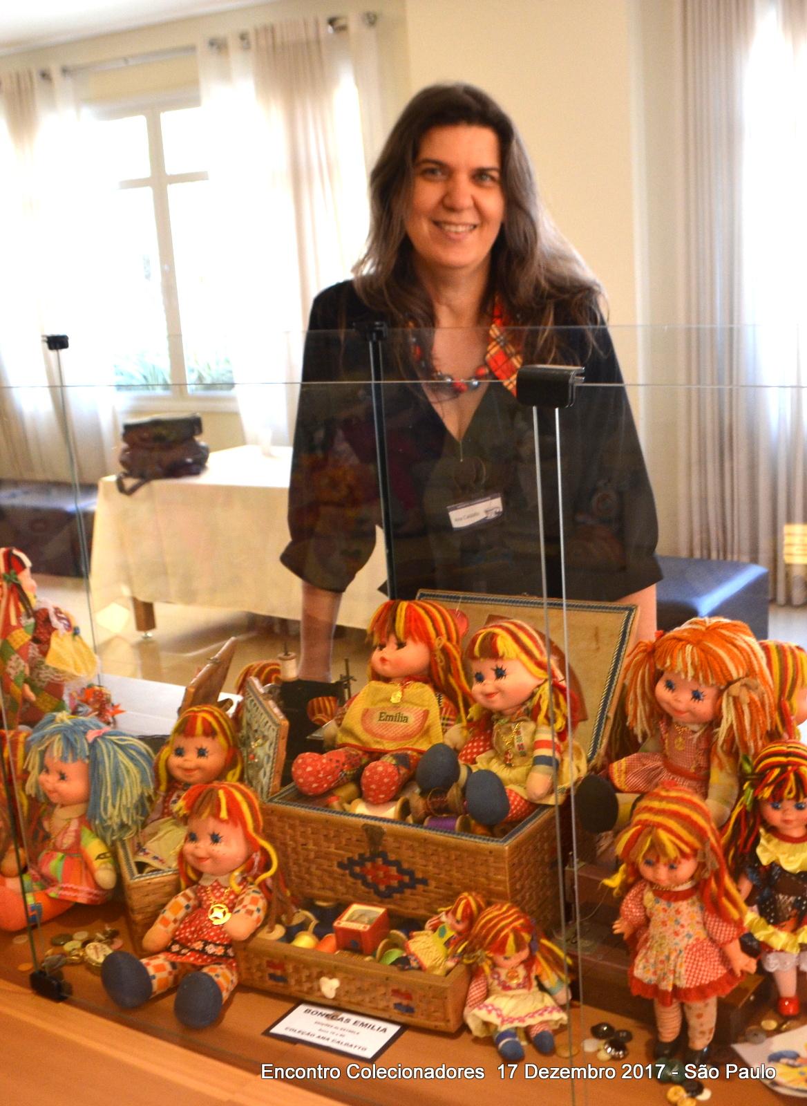Exposição Bonecas Emilia