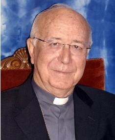 Mons. Ciriaco Benavente Mateos