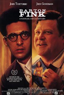 Barton Fink dirigida por Joel Coen