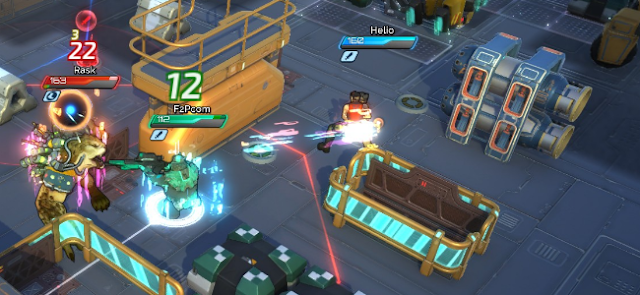 Atlas Reactor Sistem
