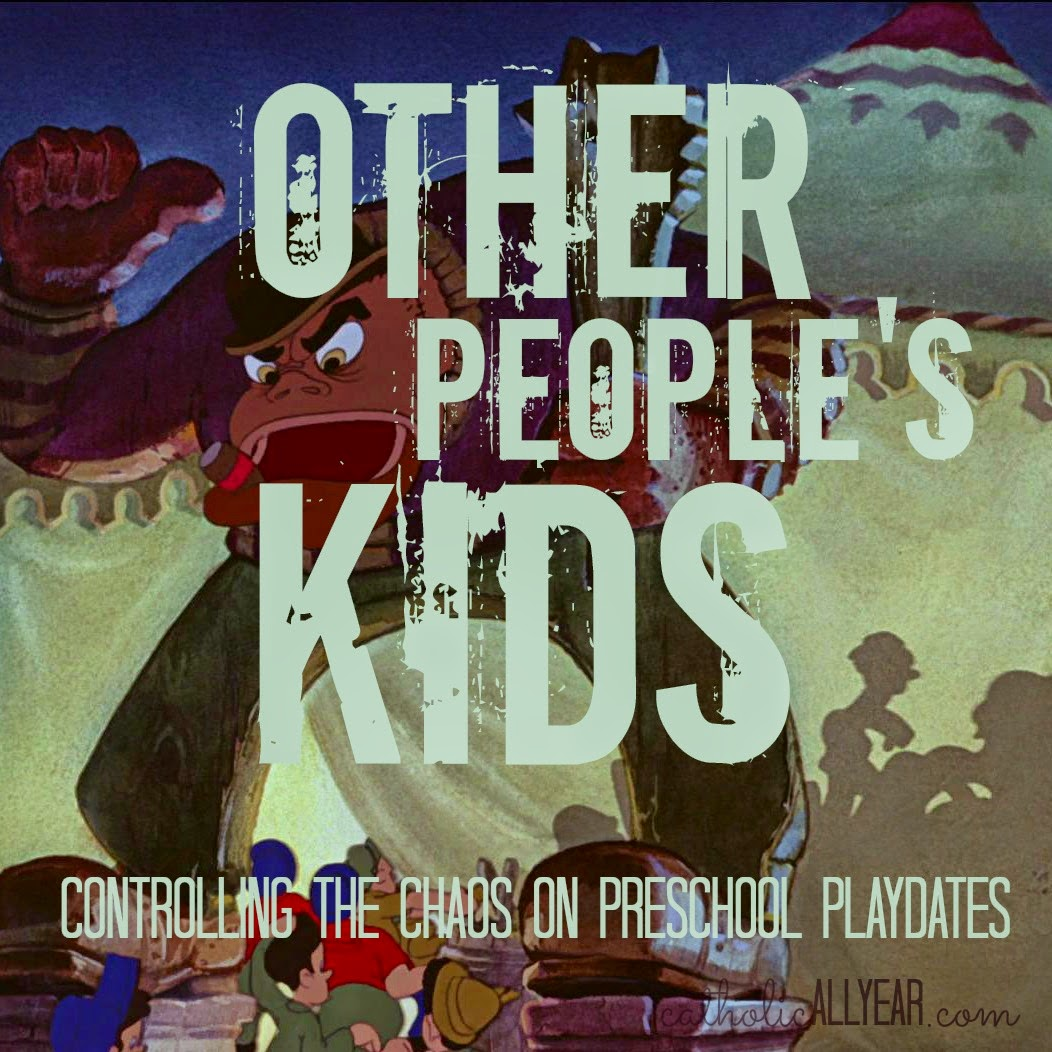 Catholic All Year: Other People\'s Kids: controlling the chaos on ...