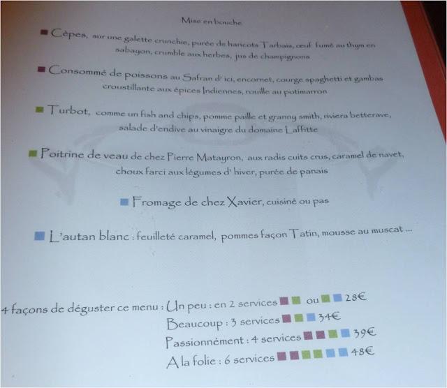 Image carte Restaurant Les Frères Fourchettes à Toulouse