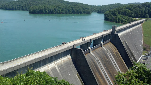 Norris reservoir