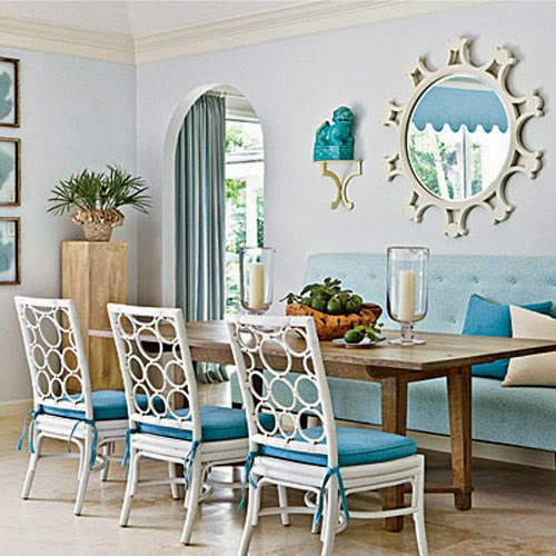 Attracting Dining Room Scheme For Good Appetite Home