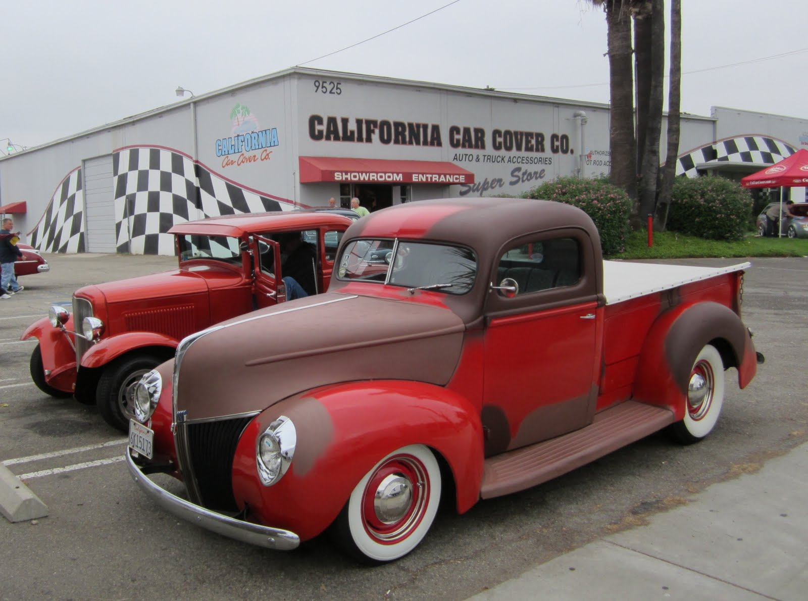 Covering Classic Cars : September 2011