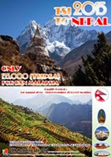 DXN Malaysia's TSI 2015 Trip to Nepal