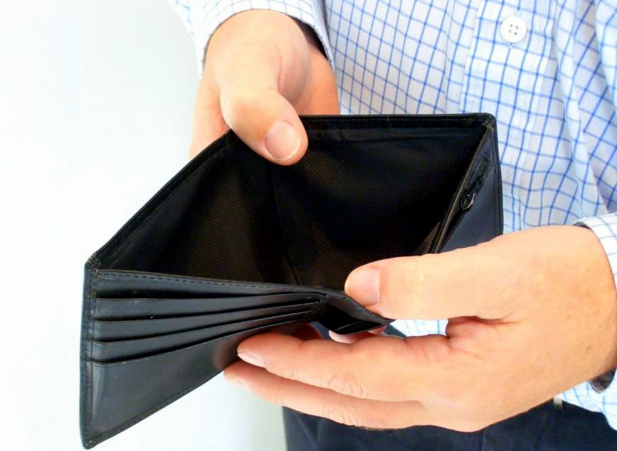 necesito fondos - foto por David Playford - www.sxc.hu/profile/playboy