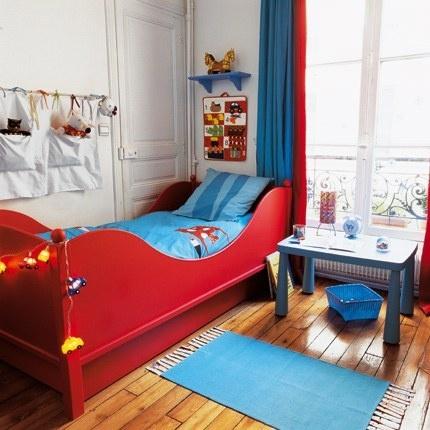 Bricolage e decora o ideias para decora o de quarto de menino for Chambre garcon 4 ans