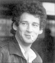 Richard Pinhas en 1980 en una imagen tomada para su siguiente álbum East/West (1980)