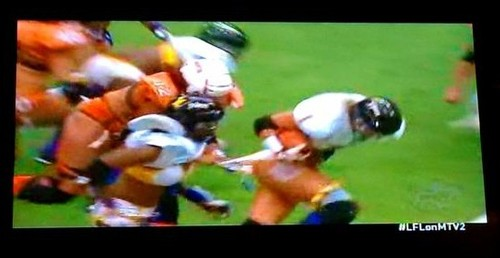 football uniform malfunctions